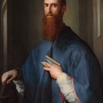 Pontormo, Monsignor della Casa, Italian, 1494 - 1556/1557, probably 1541/1544, oil on panel, Samuel H. Kress Collection Immagine contrassegnata come riutilizzabile